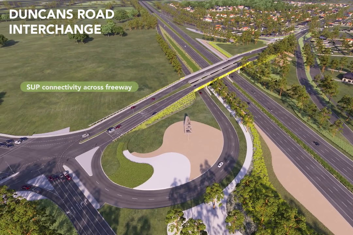 Duncan's Rd Interchange (OSARS Project)